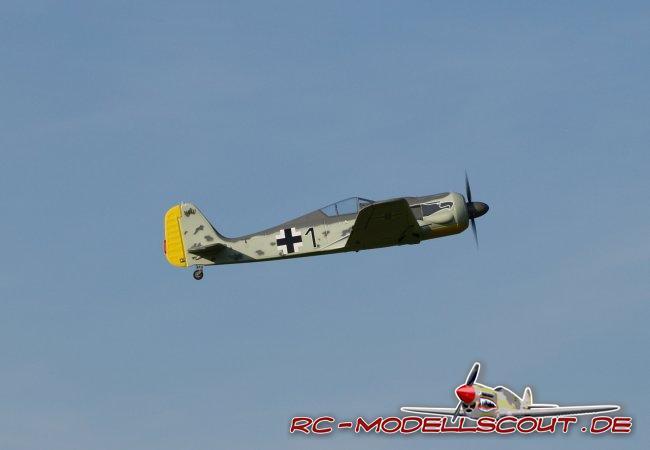 Test: Focke Wulf FW-190 von HYPE