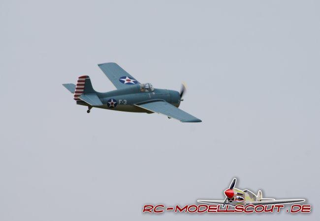 Test: Parkzone F4F Wildcat HORIZON HOBBY