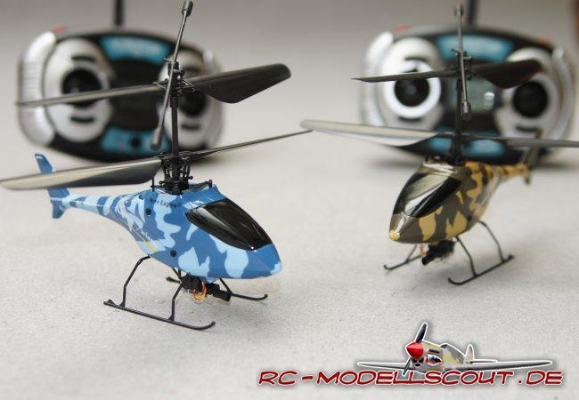 Test: Nine Eagles Combat Twister von robbe Modellsport