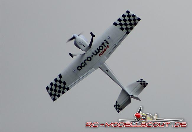 Konkurrenzlos gut: Die neue RIPMAX ACRO WOT Foam-E