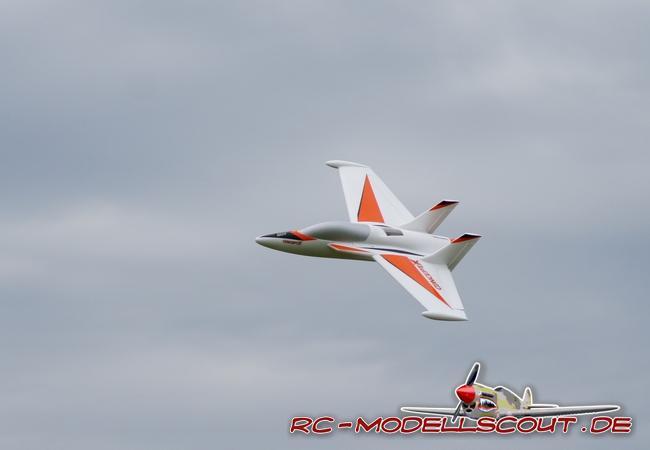 Der neue Impeller-Jet aus dem Hause THUNDER TIGER: Wir sind den CONCEPT X geflogen