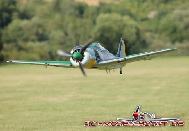 Fliegeralarm: Die FOCKE WULF Fw-190 von STAUFENBIEL