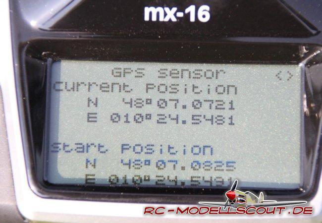 GRAUPNER MX-16 HoTT