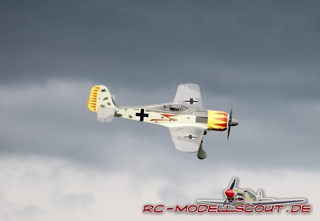 Neuauflage einer Legende: Die Focke-Wulf Fw 190 von LRP