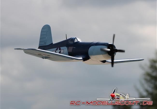 Test: Chance-Vought F4U-1A CORSAIR von NICESKY