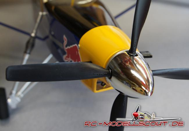 Test & Video: Pilatus Porter PC-6 von FLITEWORK im FLYING BULLS-Design