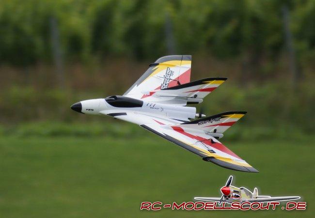 Test: Parkzone F-27Q Stryker von HORIZON HOBBY