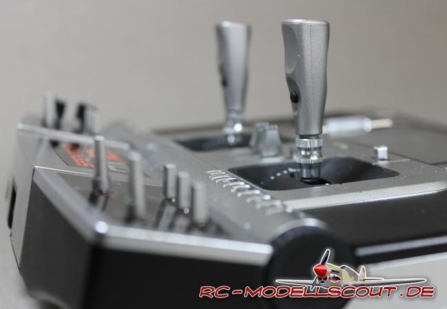 Test: Pultsender SPEKTRUM DX10t von HORIZON HOBBY