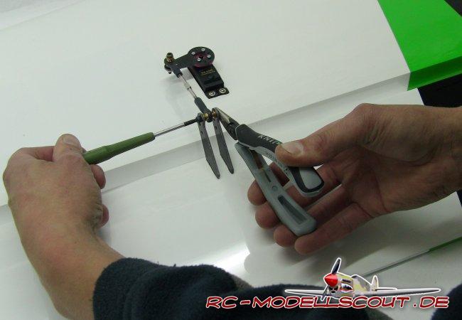 Test & Video: MXS-R mit 2.200 Millimeter Spannweite von STAUFENBIEL aus der