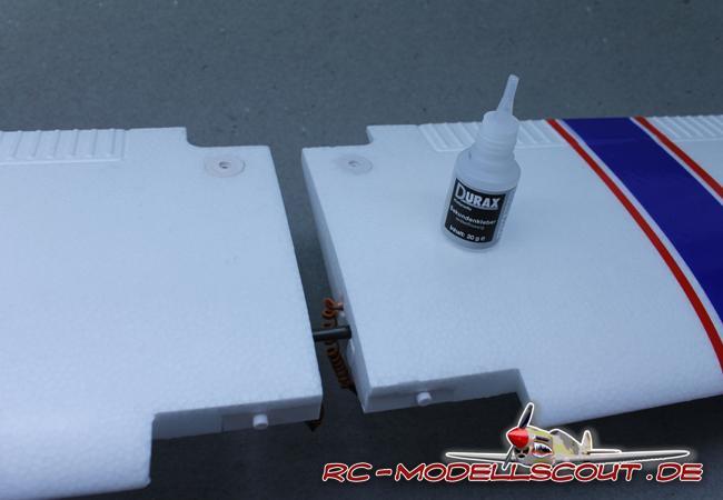 Test: Mustang Nano-Racer von robbe Modellsport