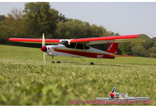Test: Thunder Tiger Tiger Trainer OBL MK III in der Super Combo-Version